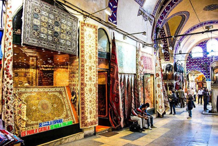 فرش ترکی | سوغاتی ترکیه