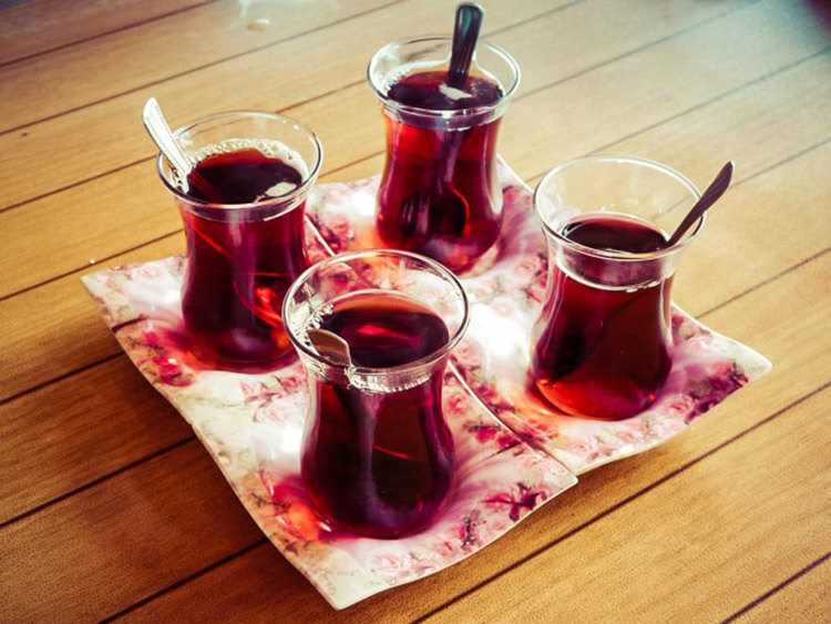 چای ترک | سوغاتی ترکیه