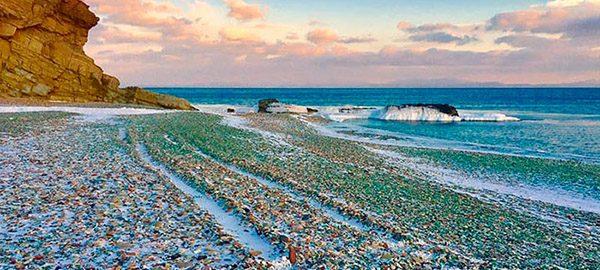 خلیج Ussuri در روسیه