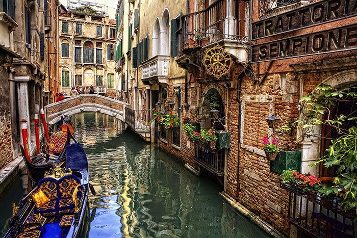 سفر یک روزه به ونیز