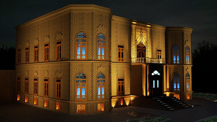 موزه آبگینه تهران