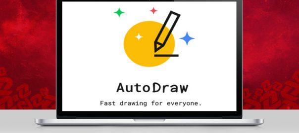 ابزار نقاشی خودکار گوگل