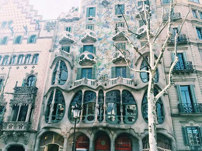 معماری بارسلونا
