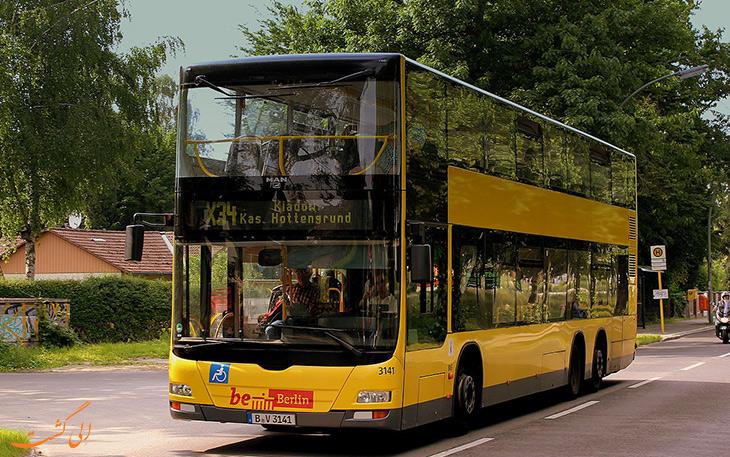 هزینه حمل و نقل در آلمان