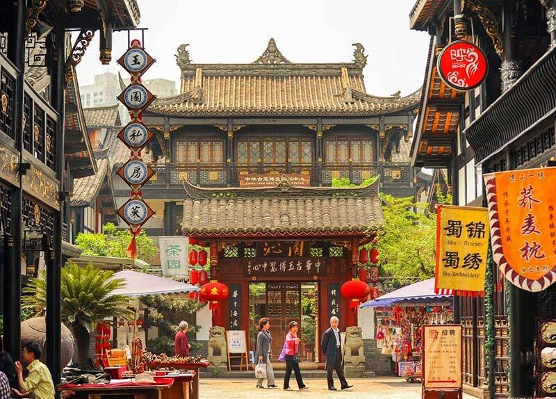 مکان های هیجان انگیز در سفر به چین