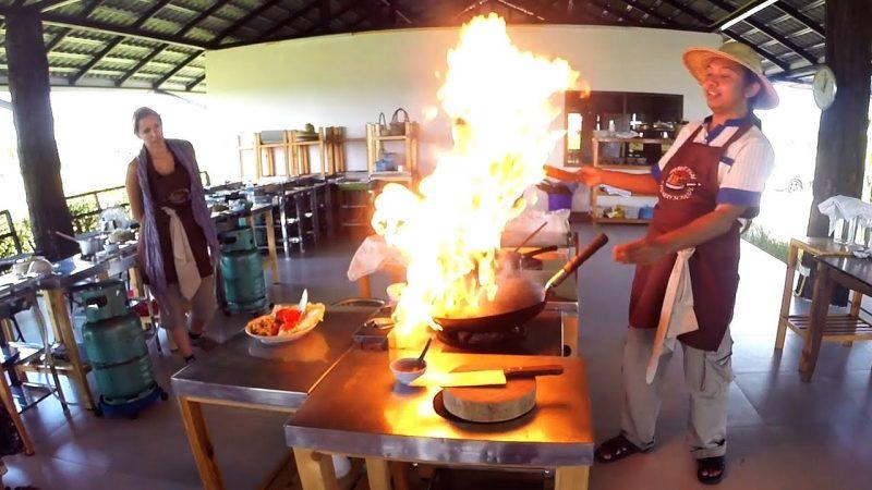 چیانگ آشپزی