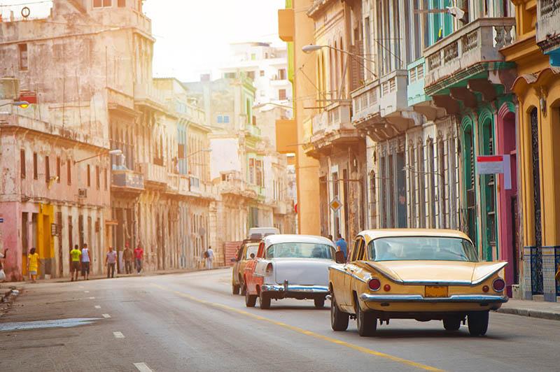 هاوانا | سفر خارجی