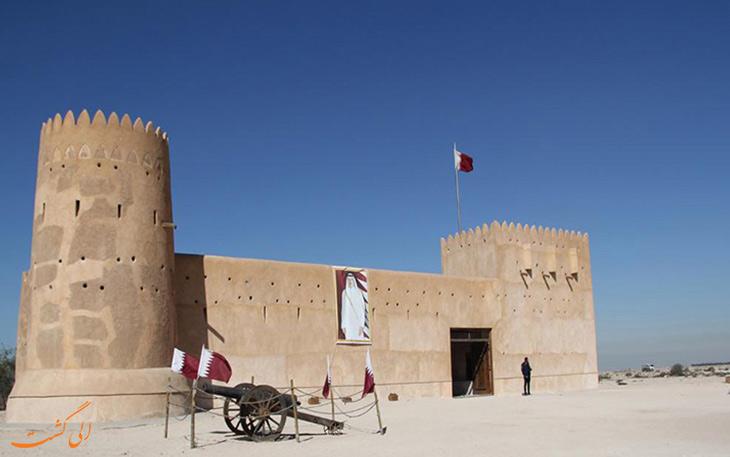 مختصری از تاریخ قطر