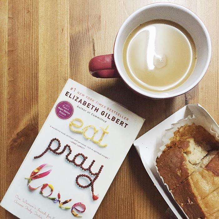 بخورید، عبادت کنید، عشق بورزید