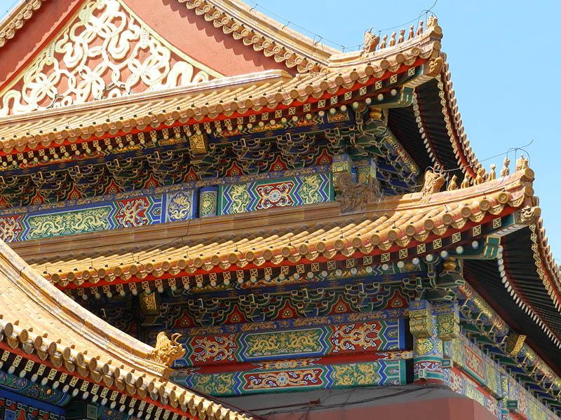 معماری یکی از قصرها