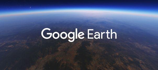 گوگل ارث