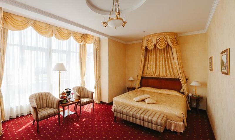 اتاق هتل گرند امرالد