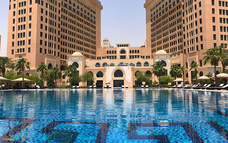 هزینه اقامت در هتل های کشور قطر