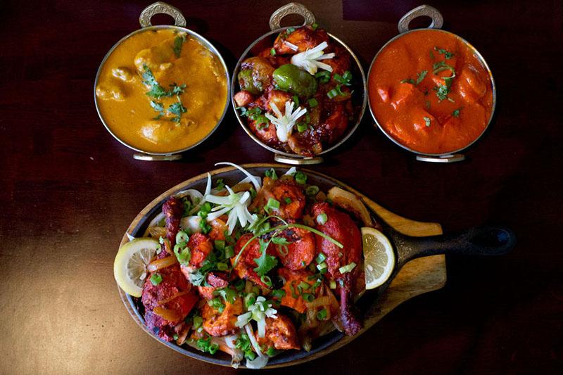 غذاهای خیابانی در هند