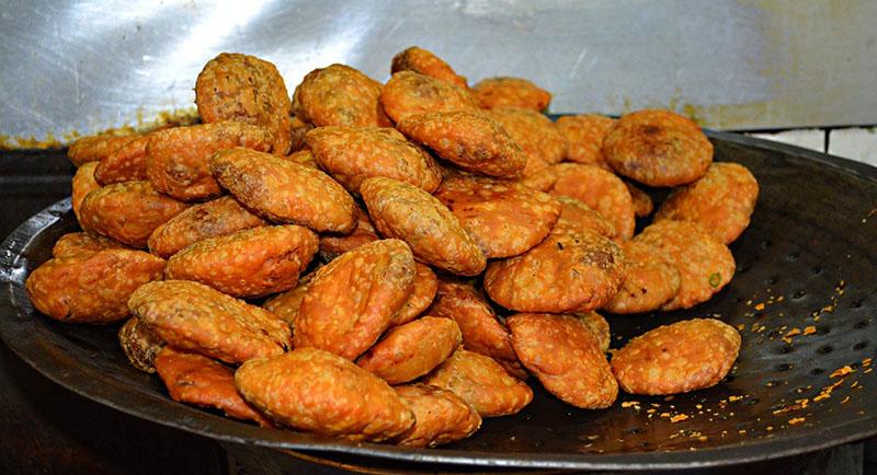 غذای خیابانی هندی | سمبوسه
