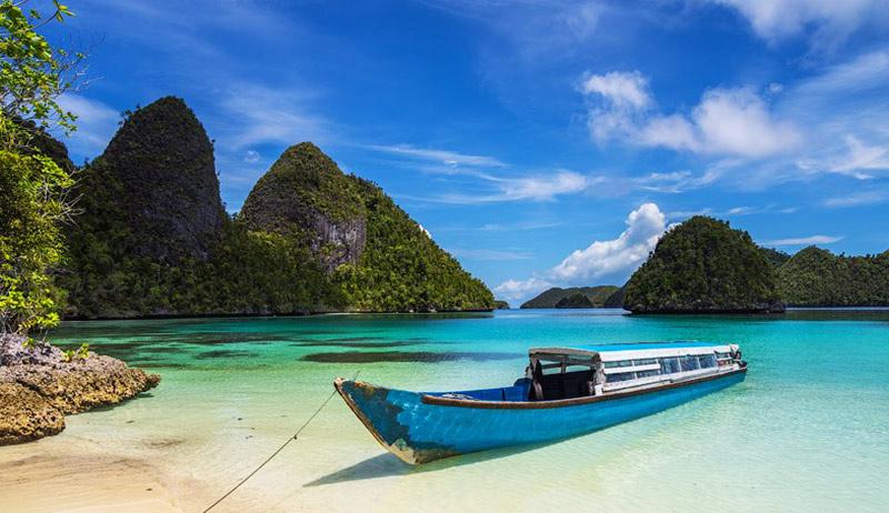 جزیره اندونزی