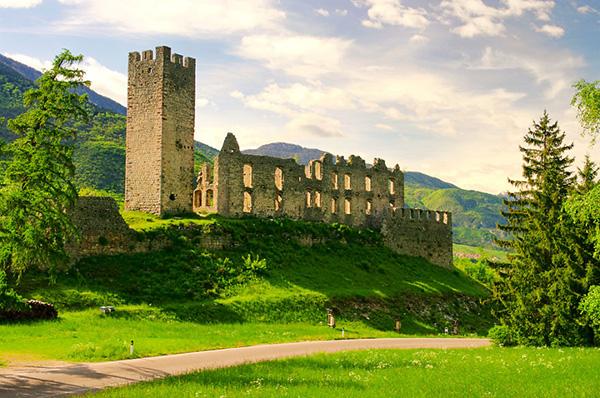 قلعه های قدیمی ایتالیا