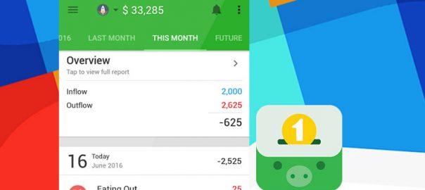 اپلیکیشن مدیریت هزینه