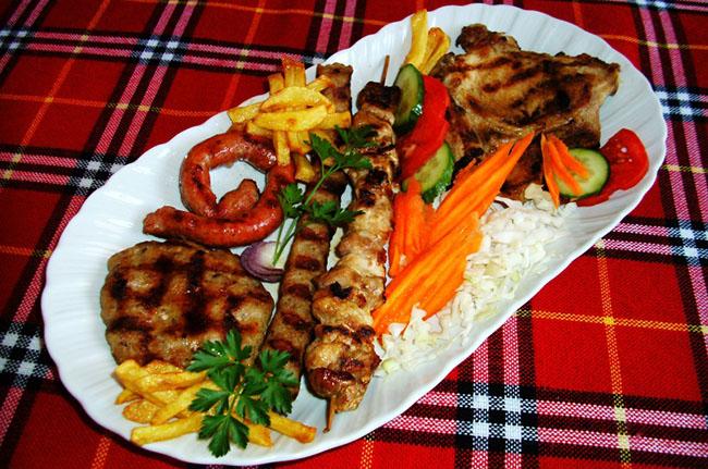 غذای Meshana skara