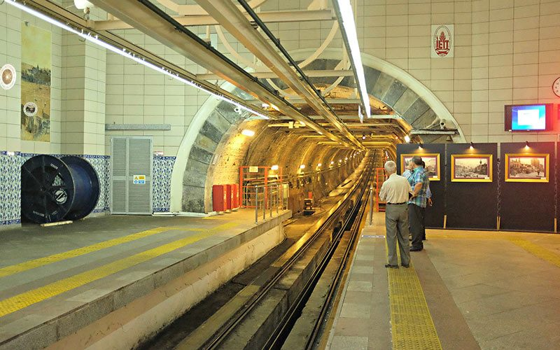 سیستم مترو