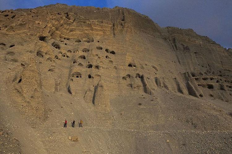 غارهای موستانگ نپال
