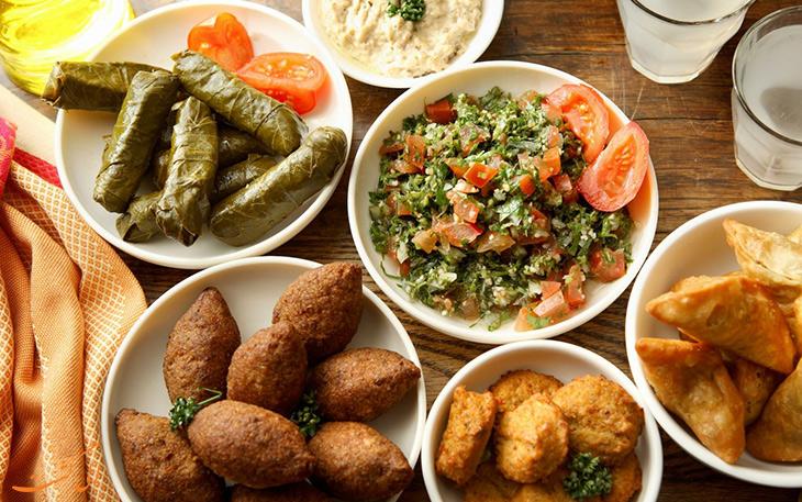 غذاهای عربی