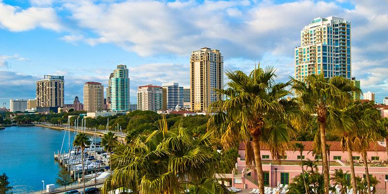 سن پترزبورگ در فلوریدا