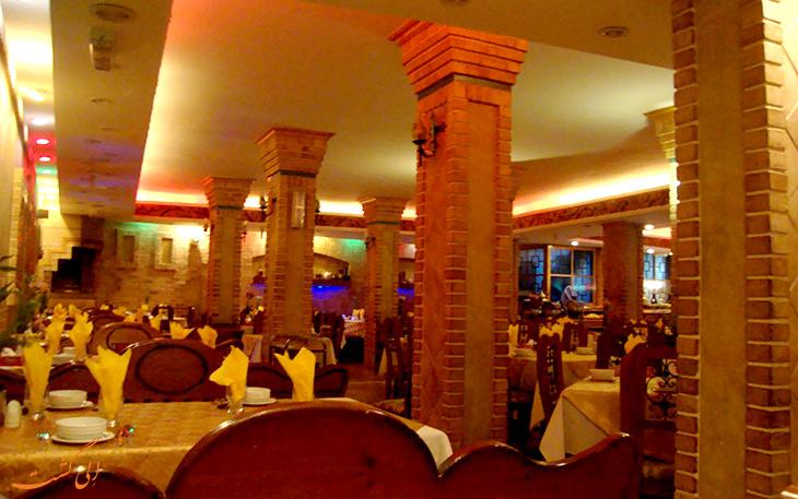 رستوران صوفی