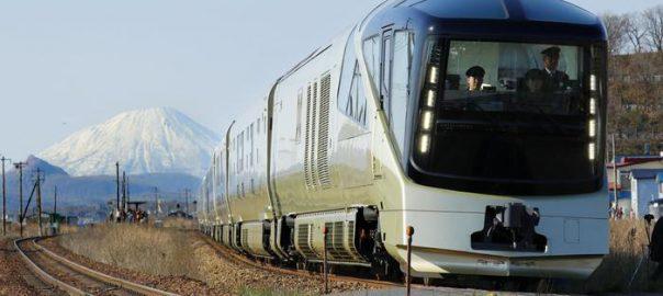 قطار شیکی- شیما در ژاپن