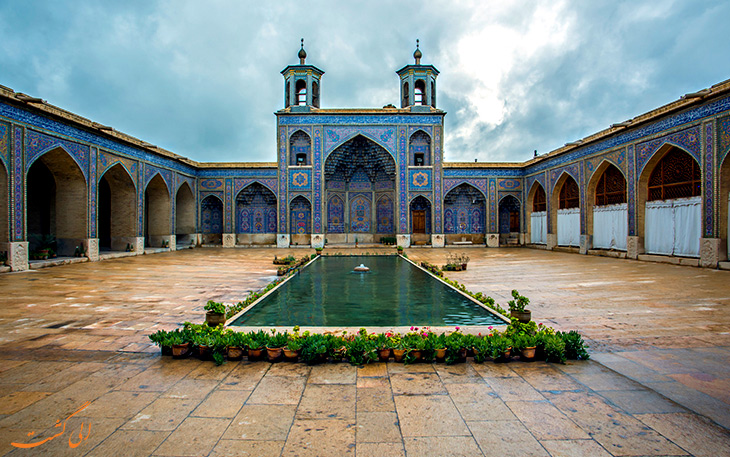 آب و هوای شهر شیراز