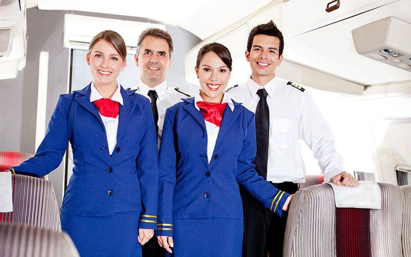 Image result for مهماندار هواپیما