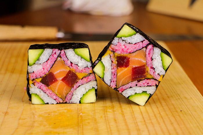 غذای سوشی