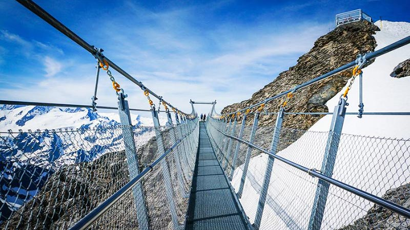 پل کوه تیتلیس