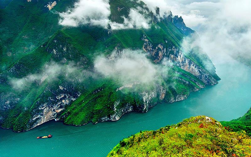 رودخانه YANGTZE