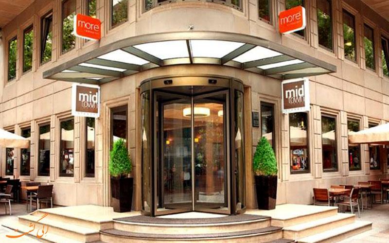 هتل میدتاون استانبول
