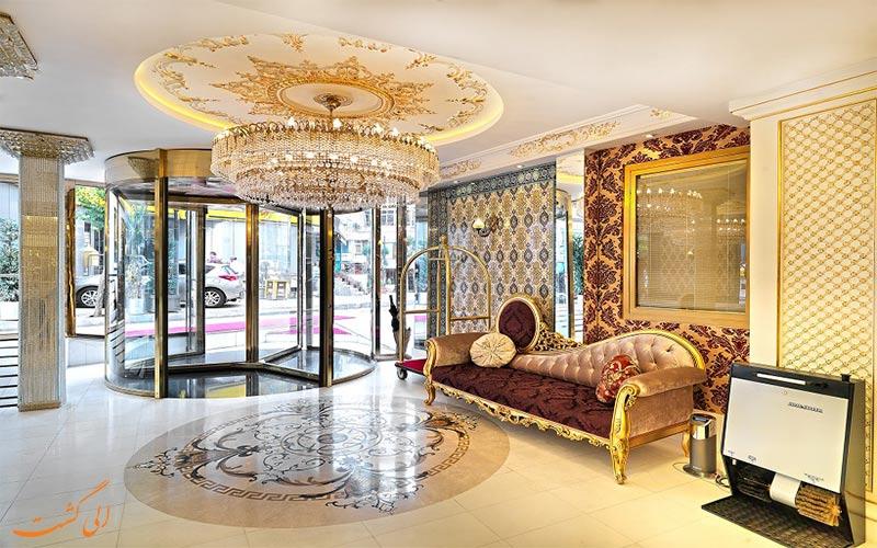 هتل وایت مونارک استانبول