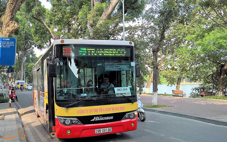 هزینه حمل و نقل در هانوی