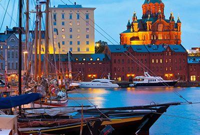 راهنمای سفر به فنلاند