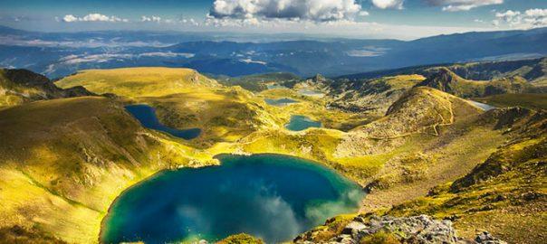 7 دریاچه ریلا در بلغارستان