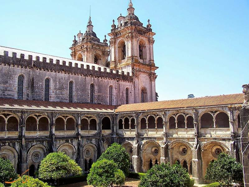 Alcobaça-Monastery
