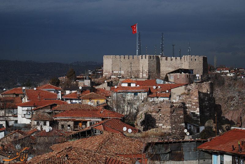 قلعه ی آنکارا