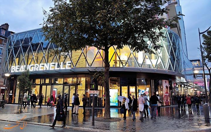 مرکز خرید بوگرونل پاریس