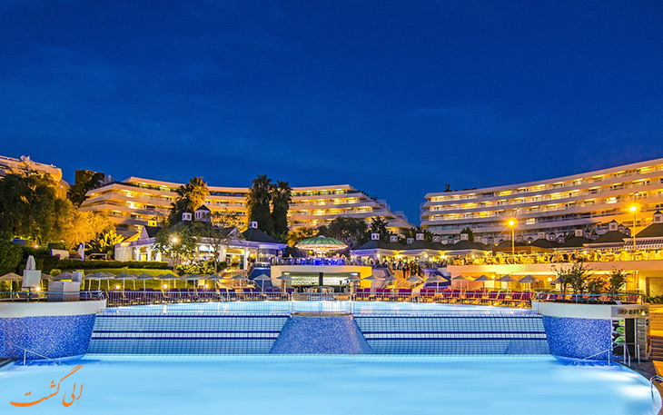 هتل گرند بلو اسکای اینترنشنال