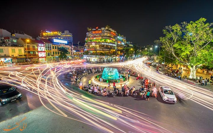 خیابان هانوی