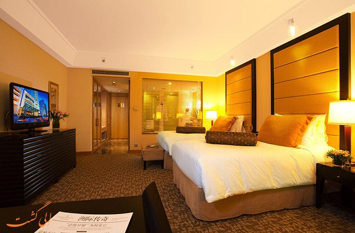 اتاق هتل وستین پکن فایننشال استریت