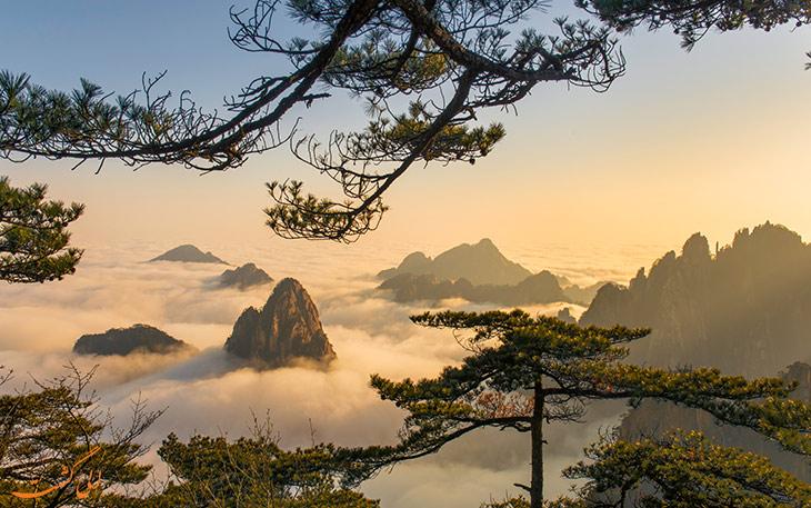کوه هوآنگ شان