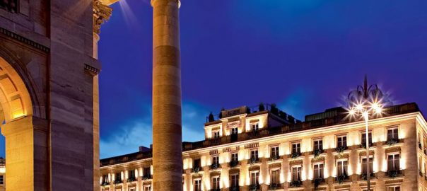 گروه هتل های بین قاره ای