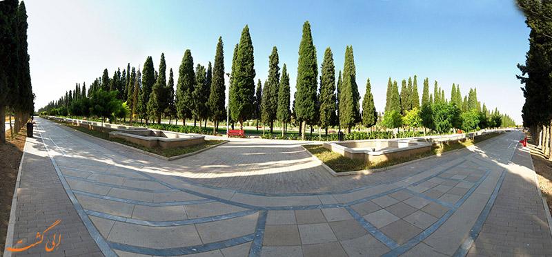 باغ جنت در شیراز
