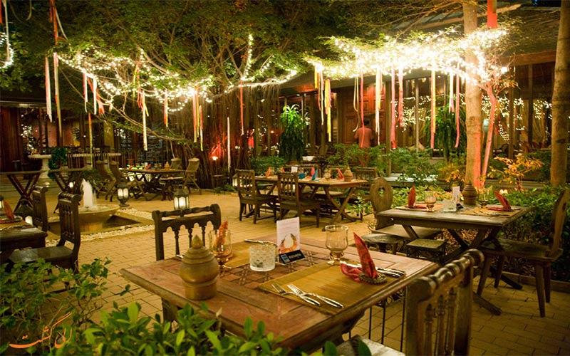 رستوران ماها ناگا