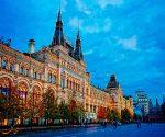 رمانتیک ترین مکان های مسکو را دیده اید؟+ تصویر